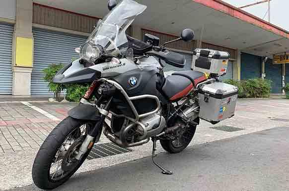 2006 BMW R1200GS ADV