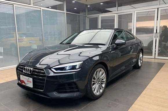 2017 A5 Coupe 40 TFSI