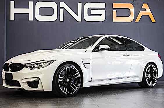 2015 BMW M4 卡夢車頂/抬頭顯示器