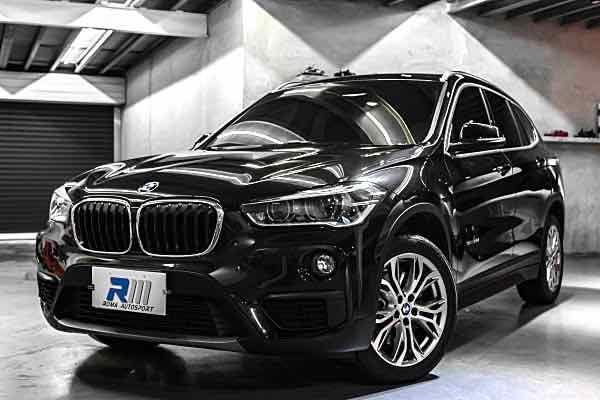 2016 BMW X1 20i