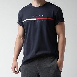 TOMMY熱銷款百搭短袖T恤