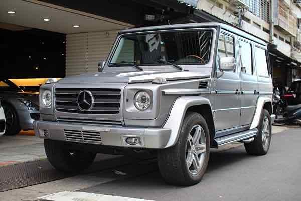 2006 W463 G500