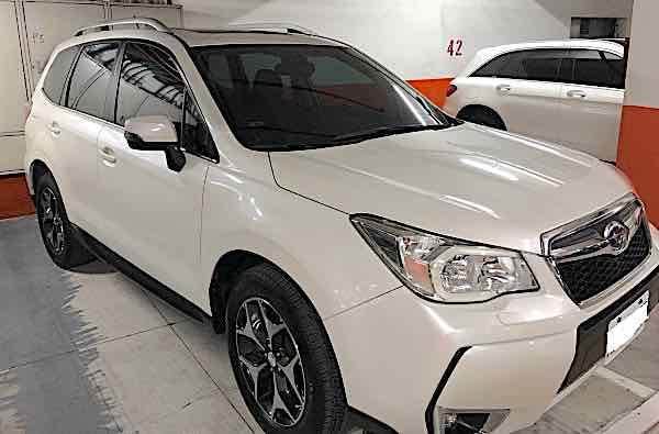 Subaru FORESTER 2.0XT-P 全車原廠