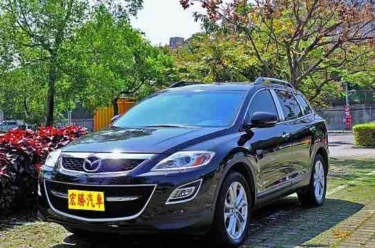 2012 Mazda CX-9 3.7 原廠保養