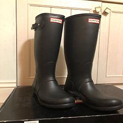 Hunter 雨鞋