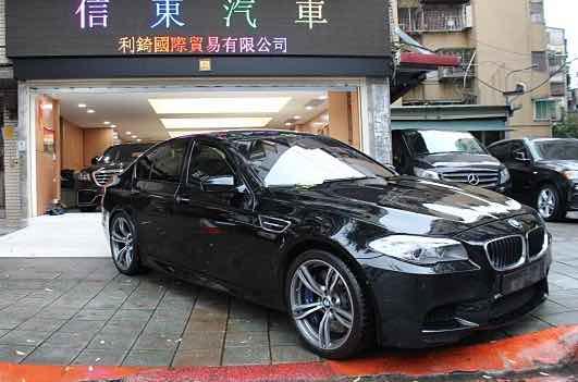 2013 BMW M5 F10 4395cc 頂配超美