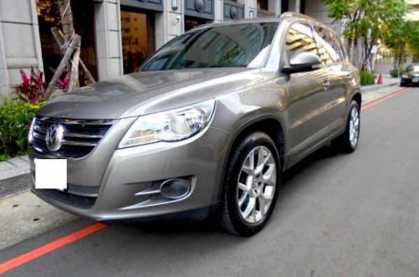 自售2011 VW TIGUAN