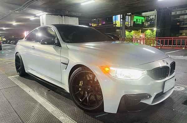 2015 總代理 BMW M4