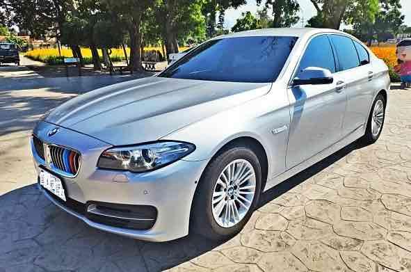 自售 2016 BMW 520D SEDAN