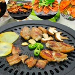 韓式燒烤DIY不沾盤