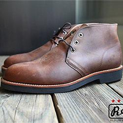 Red Wing 9219 咖啡色圓頭美式工作靴