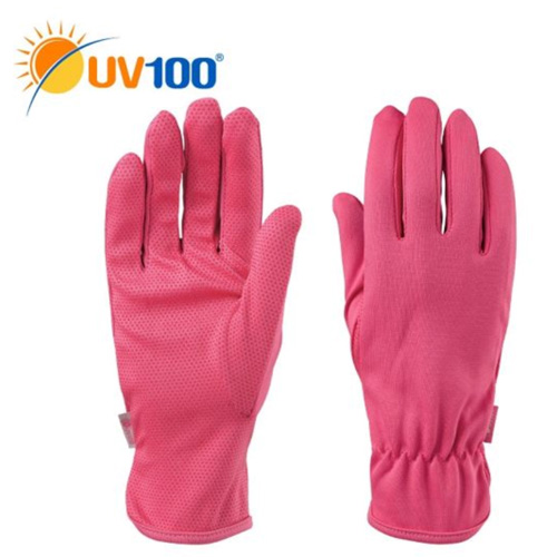 抗UV 經典女款短防曬手套