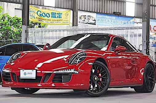 15 Porsche 911Carrera GTS 總代理