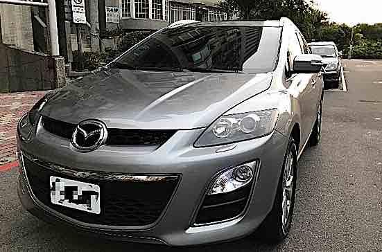 自售2011 Mazda CX7 2.3 turbo