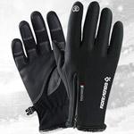 防風觸控手套