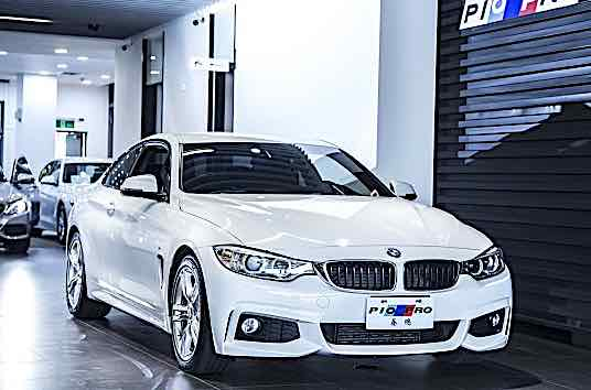 2015 420i Coupe M package 總代理