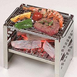 日本鹿牌攜帶烤肉架