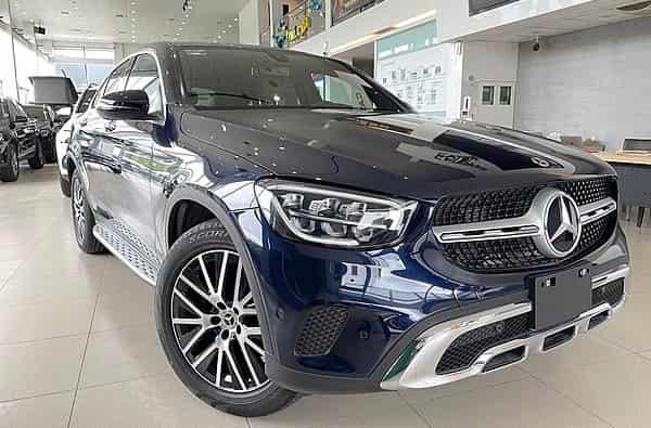 2021GLC300 Coupe