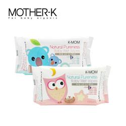 MOTHER-K有機自然嬰幼兒濕紙巾