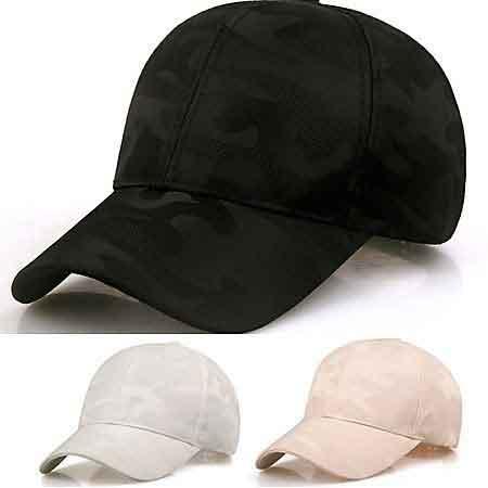 迷彩暗紋棒球帽