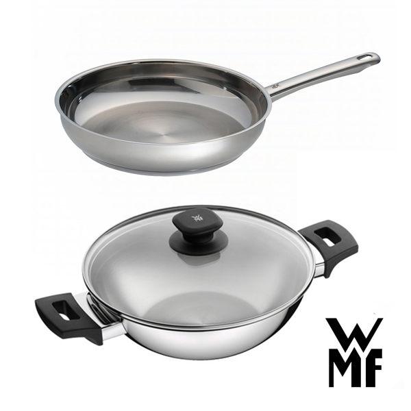 德國WMF 獨家雙鍋組(萬