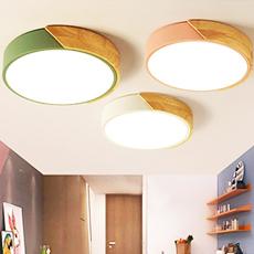 北歐超薄LED吸頂燈