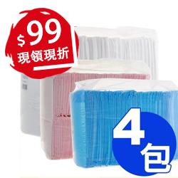 沛奇寵物尿墊(強力吸水) 4包一組