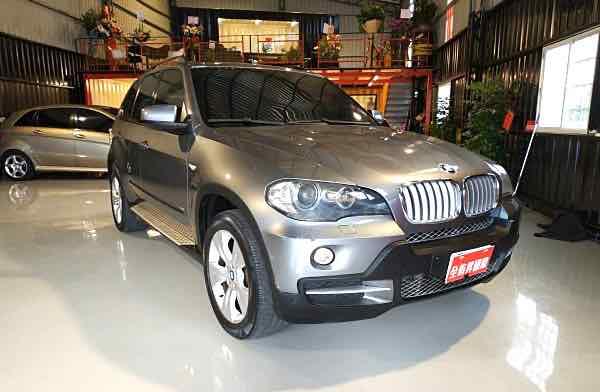 2007 BMW X5 4.8L