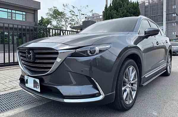 2017 Mazda CX-9 AWD旗艦 原漆原鈑