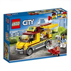 LEGO 60150 城市系列 披薩車