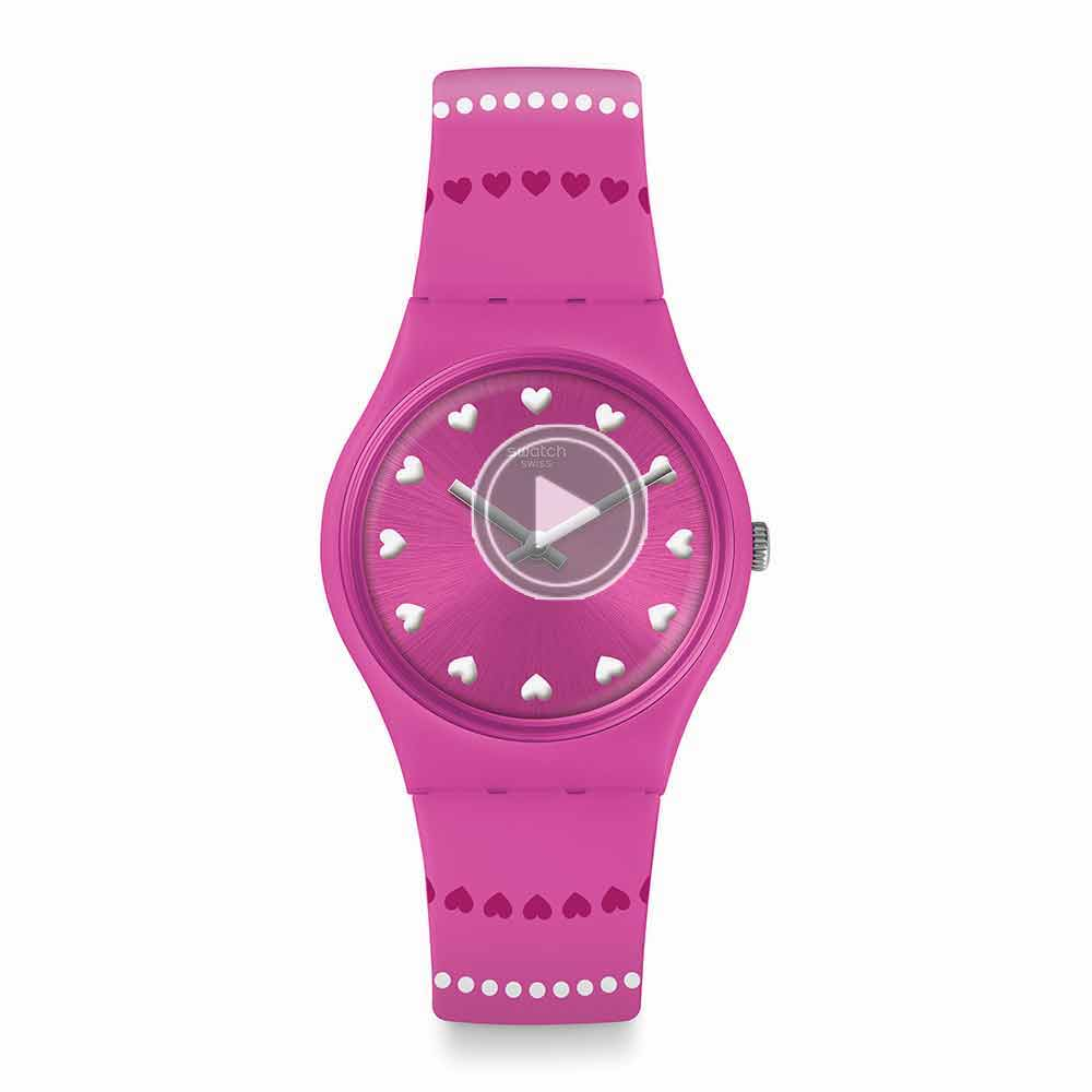 Swatch  Love is in the Air系列COEUR DE M