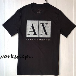 ARMANI熱銷款百搭短袖T恤