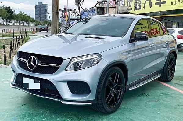 BENZ GLE43 Coupe