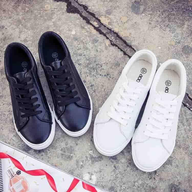 SAS 小白鞋 現貨 PU皮防潑水小白鞋