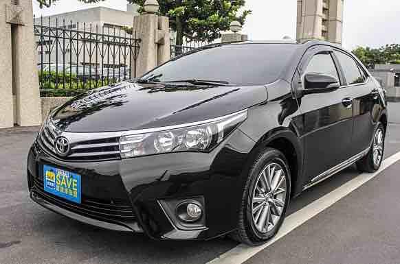 2014年出廠 ALTIS 內外完整 認證車