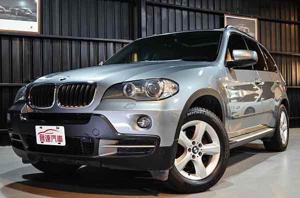 2009 BMW X5 30si 總代理 原廠保養