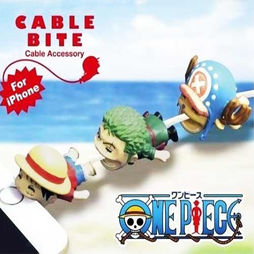 海賊王充電線保護套