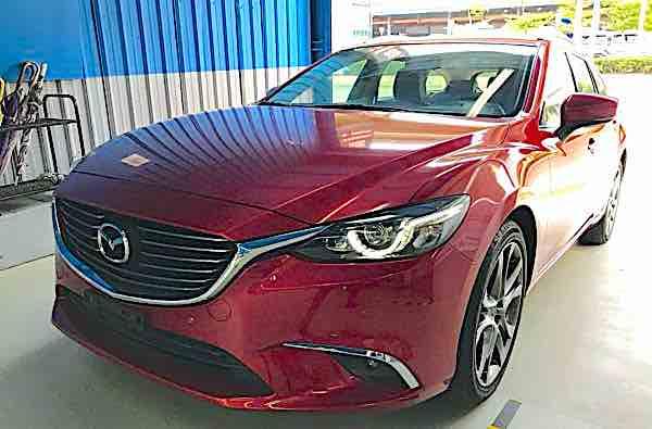 2017 Mazda 6 Wagon 2.2L 跑6仟多