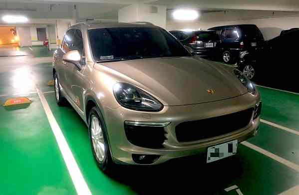 自售 凱彥 3.0 絕版柴油車