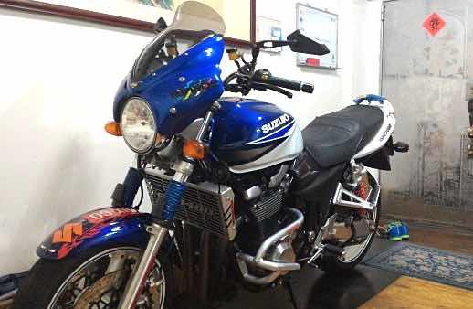 Suzuki1400cc油冷怪