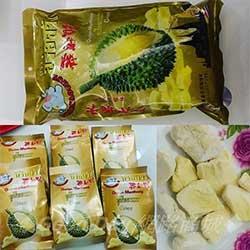泰國好吃榴槤乾