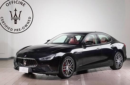Maserati 2018 Ghibli GranSport