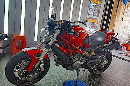 自售 2014 杜卡迪 Monster 796 ABS