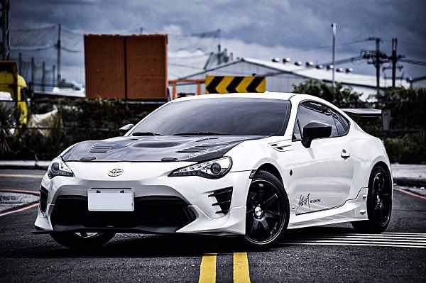 2017年Toyota FT86