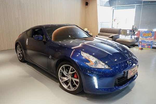 2014 Nissan 370 Z Coupe 3.7 精典