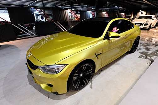 2015 BMW M4 Coupe 總代理 F82