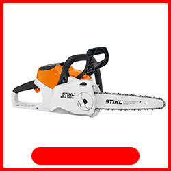 STIHL MSA 160C-BQ 充電式 鏈鋸機
