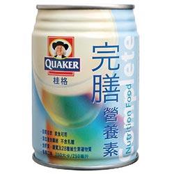 [加贈2罐]桂格完膳(香草)