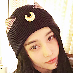 美少女戰士露娜貓貓日系帽
