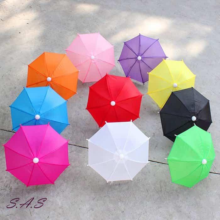 手機遮陽傘 手機傘 小雨傘 外送接單必備遮陽